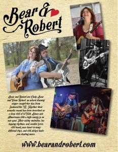 Bear & robert flyer rev